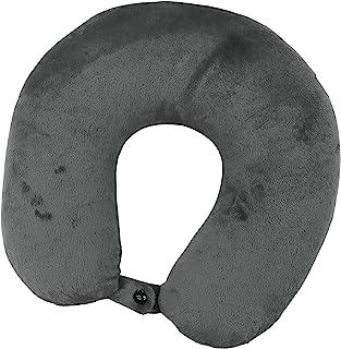 30x30x8cm marr/ón YLA Color///Almohada en Forma de u Almohada para el Cuello///Oficina Siesta Almohada de Viaje Almohada para la Cintura