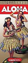 StreetSmart® Hawaii Map by VanDam — Laminated pocket size City Street Map to Honolulu & the Hawaiian Islands including Oahu, The Big Island, Maui, ... sights, museums, hotels and shopping
