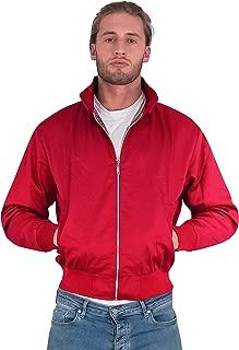 KANGOL Kingsize Harrington Style Jacket Size XXL 2XL XXXL 3XL XXXXL 4XL 5XL 6XL