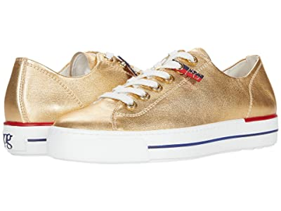 Paul Green Carly Sport (Oro Nappa Metallic) Women
