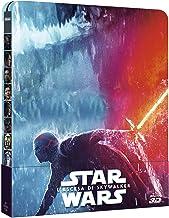 Star Wars - Episodio IX - L'Ascesa Di Skywalker (Blu-Ray 3D+2 Blu-Ray) (Ltd Steelbook) [Italia] [Blu-ray]