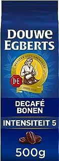 Douwe Egberts Koffiebonen Décafé (2 kg, Intensiteit 08/09, Medium Roast Koffie Cafeïnevrij), 4 x 500 g