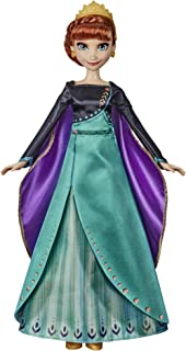 "Disney Frozen Musical Adventure Anna Singing Doll, Sings ""Some Things Never Change"" Song from Disney's Frozen 2 Movie, Ann..."