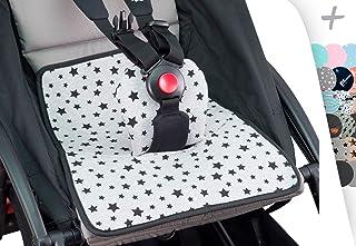 JANABEBÉ Trainer Cushion Super Absorbent Reusable (Black Star)