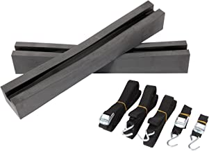 Pelican Boats - Universal Kayak & SUP Car-Top Roof Carrier Kit – PS0481-3 - Fits Vehicles – Heavy Duty & Safe