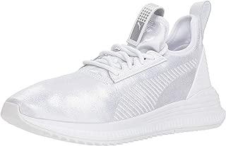PUMA Womens 36742101 Avid White Size: