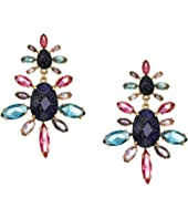 Kate Spade New York - Night Sky Double Drop Earrings