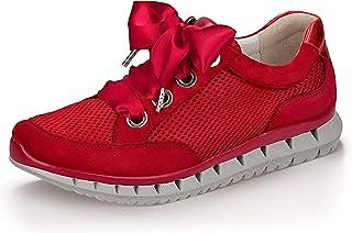 Gabor Sport Sneaker in grote maten Red 24.250.15 grote damesschoenen