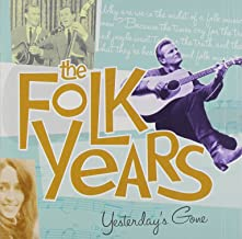 Folk Years: Yesterday's Gone-Sm / Various