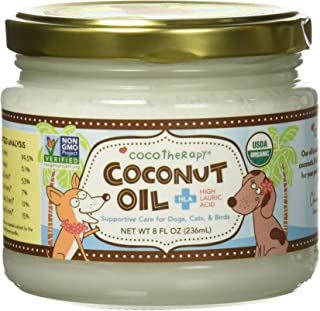CocoTherapy Organic Virgin Coconut Oil for Pets