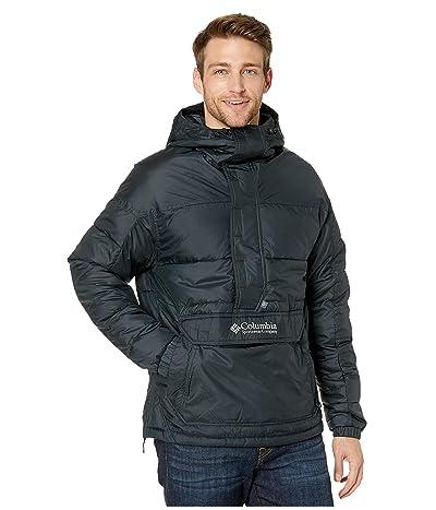 Columbia Columbia Lodgetm Pullover Jacket (Black/Columbia Grey) Men