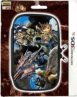 Monster Hunter 4G Pouch for Nintendo 3DS LL (JAPAN IMPORT)
