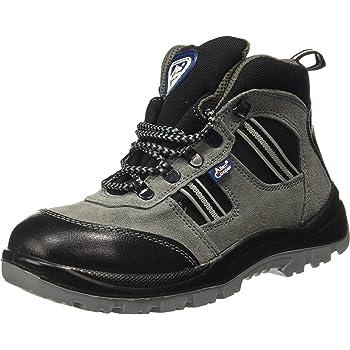 Allen Cooper AC 82153_1157_08 Hi-Ankle Safety Shoe (Size 8 UK/India)