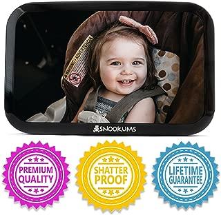baby mirror for non adjustable headrest