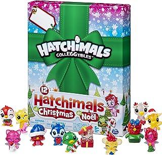 해치멀 에그 장난감 Hatchimals CollEGGtibles, 12 Hatchimals of Christmas Surprise Gift Set, for Kids Aged 5 and Up