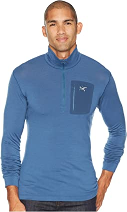 Satoro SV Zip Neck Long Sleeve