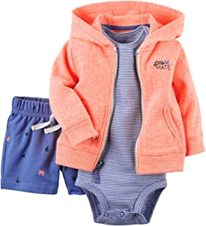 Carter's Baby Boys' 3 Piece Cardigan Set 121g414