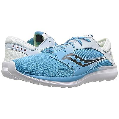 Saucony Kineta Relay (Blue/White) Athletic Shoes