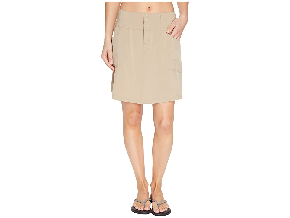 ExOfficio Kizmet Skirt (Tawny) Women