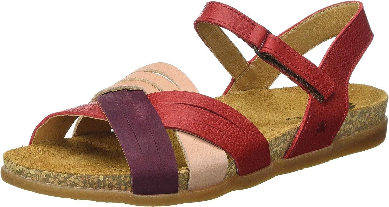 El Naturalista Women's Ankle Strap Sandal