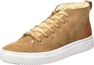 Blackstone Ql48, Sneakers Basses Femme