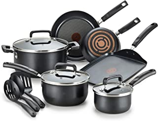T-fal C530SC Signature Nonstick Dishwasher Safe Cookware...