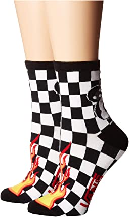 Mickey's 90th Punk Mickey Crew Socks