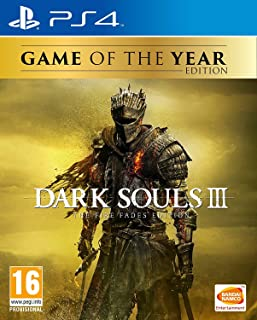 Dark Souls 3 The Fire Fades - Game of the Year (PS4) (輸入版)