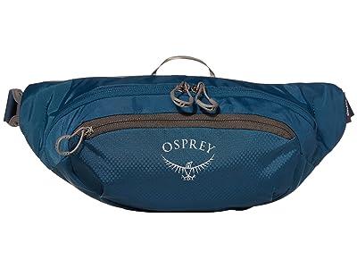 Osprey Daylite Waist Pack (Petrol Blue) Bags