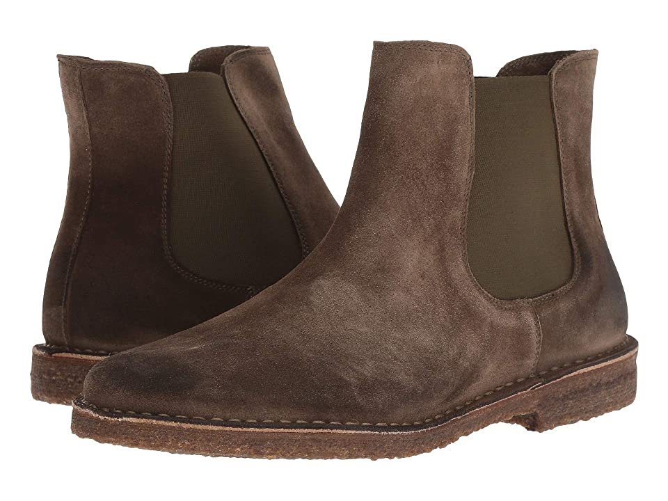 eleventy Chelsea Desert Boot (Military) Men