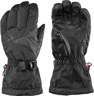 Zanier Lofer.ZX Black, Finger Glove, Size M - Colour Black