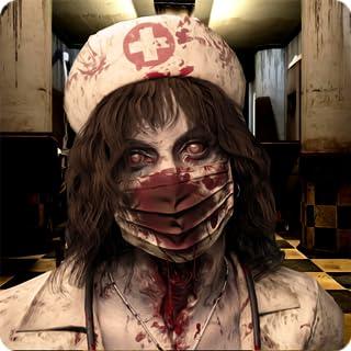 Evil Nurse Scary Stories Horror Dark Hospital Game