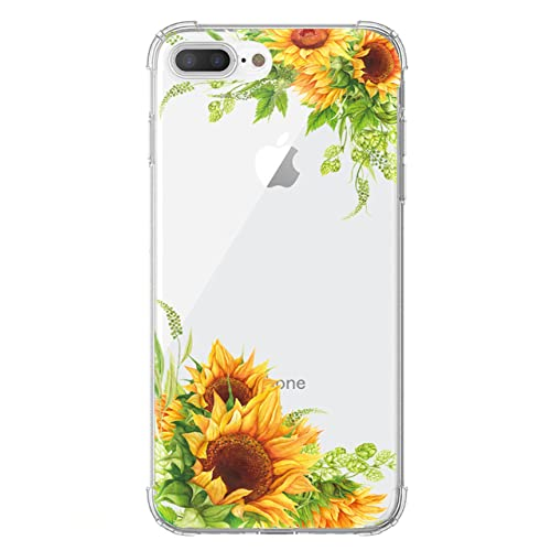 clear patterned iphone 7 case