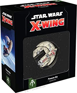 Fantasy Flight Games FFGSWZ51 Star Wars X-Wing 2nd Edition: Punishing One Expansion Pack, colores mixtos , color/modelo surtido