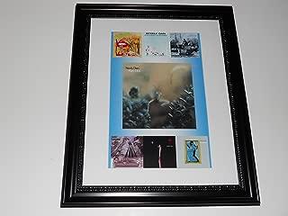 Large Framed Steely Dan Album Cover Poster 1972-1980, 24