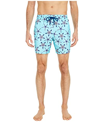 Vilebrequin Mahina Starfish Swim Trunks Men