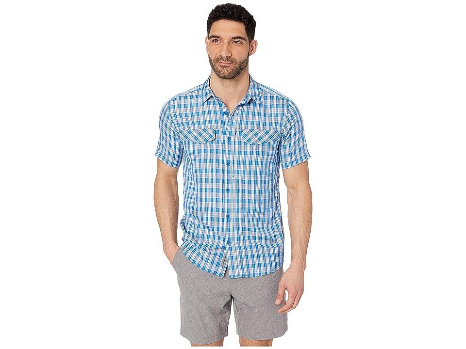 Royal Robbins Ultra Light Short Sleeve Shirt (Oceania) Men