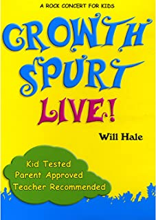 Growth Spurt Live! Dvd [Import]