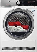 AEG T9DE78685 Wärmepumpentrockner / A / 3D Scan - Trocknet Nachhaltiger / FiberPro - Punktgenaue Trockenergebnisse / 8,0 kg / energiesparend / Mengenautomatik / Knitterschutz / Kindersicherung