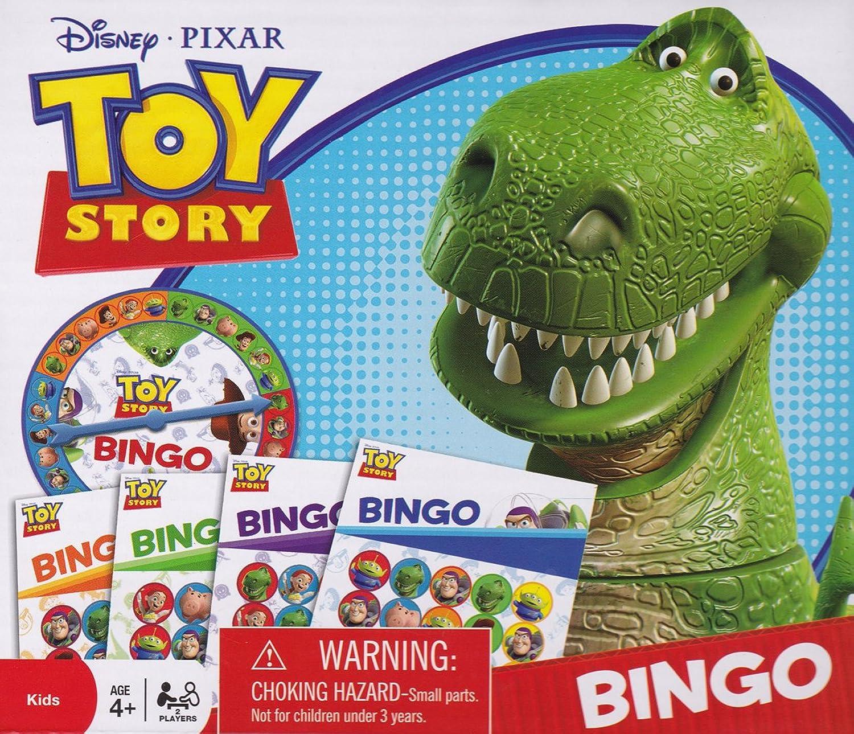Disney Pixar Toy Story Bingo Game