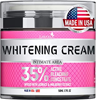 Whіtеnіng Cream for Intimаtе Areas – Made in USA – Blеаchіng Cream..