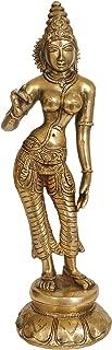 Best parvati brass statue Reviews