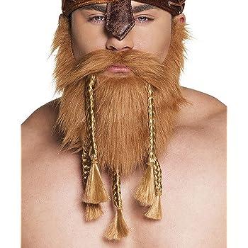 Boland 01847 Barba Vikingo, Disfraz, One Size: Amazon.es: Juguetes ...