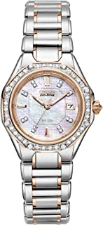 Citizen Women's EW2096-57D The Signature Collection Eco-Drive Octavia Diamond Watch