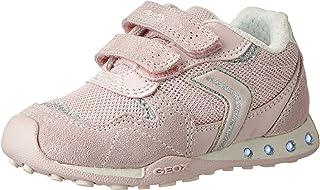 Geox Girls J New Jocker 39-K, Light Rose 25 EU/8. 5 M US Toddler