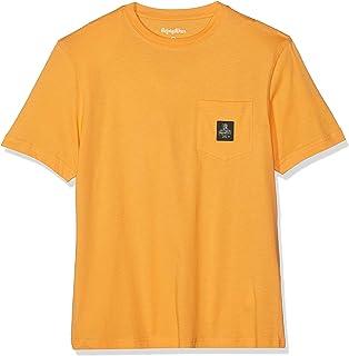 RefrigiWear Men's Pierce T-Shirt Kniited Tank Top