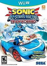 Sonic & All-Stars Racing Transformed (Nintendo Selects) - Nintendo Wii U (Renewed)