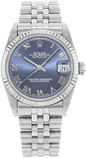 Rolex Datejust Automatic-self-Wind Male Watch 78240 (Certified Pre-Owned)