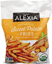 Alexia Organic Sweet Potato Fries, 15 oz (4 Pack)