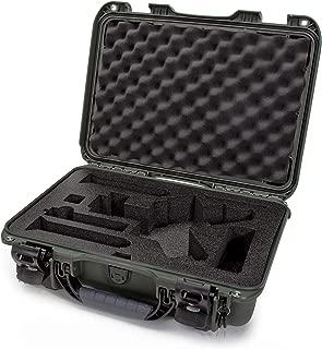 Nanuk 923 Ronin S Waterproof Hard Case with Custom Foam Insert for DJI Ronin-S Gimbal Stabilizer System - Olive